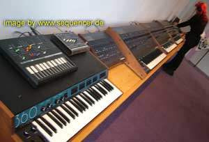 Oberheim Synthesizer Line