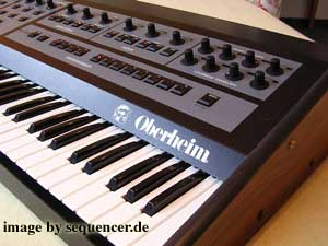 Oberheim OBX Synthesizer