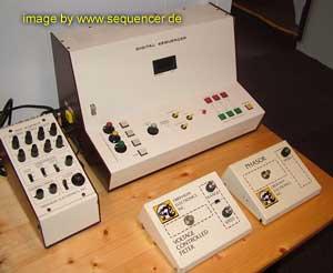 Oberheim digital Sequencer