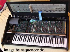 Oberheim OB-X Synthesizer