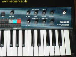 SSB Banana SSB Banana synthesizer