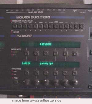 Xpander Matrix12 Xpander Matrix12 Modulation synthesizer