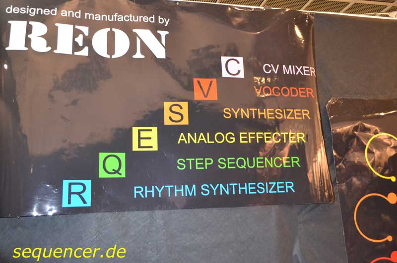 about the REON synthesizer company