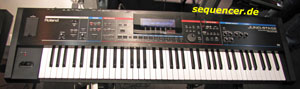 Juno Stage Juno Stage synthesizer