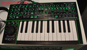 Roland System1 synthesizer
