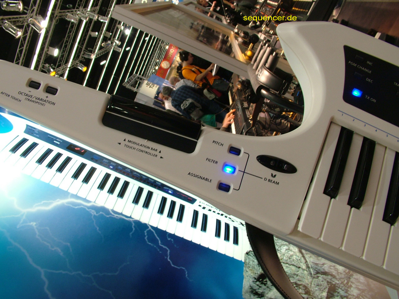 Roland AX-Synth Roland AX-Synth synthesizer