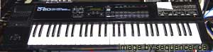 Roland D20 synthesizer