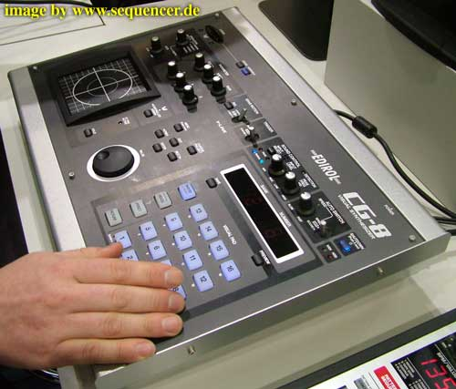 edirol cg8 video synthesizer