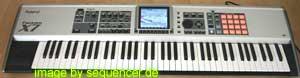 Roland FantomS, FantomX, FantomXa synthesizer