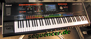 Roland Jupiter80 synthesizer