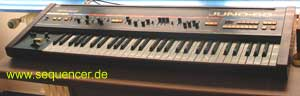 Roland Juno60 synthesizer