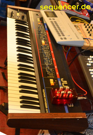 Juno 6 Juno 6 synthesizer