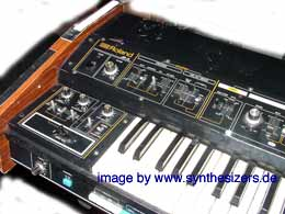 roland jupiter4 synthesizer