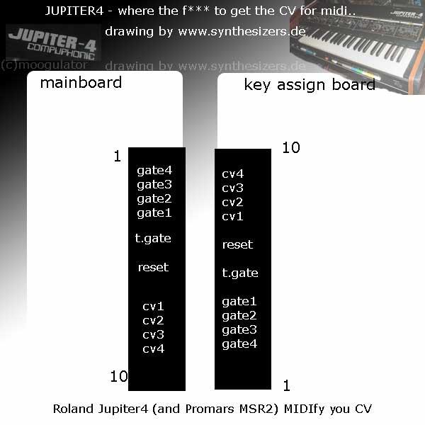 Roland Jupiter 4 Analog Synthesizer