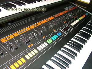 Jupiter 8 Jupiter 8 synthesizer