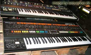 Roland Jupiter8 synthesizer