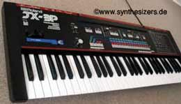 JX3P JX3P synthesizer