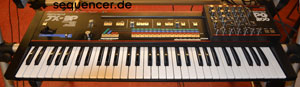 Roland JX3P synthesizer