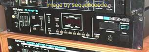 Roland MKS30 rack