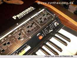 Roland Promars MRS2 Synthesizer