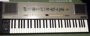 Roland HS60, Juno106S synthesizer