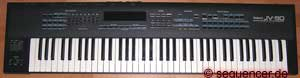 Roland JV90 synthesizer