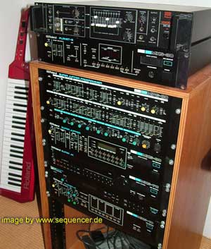 Roland MKS Rack Synthesizers