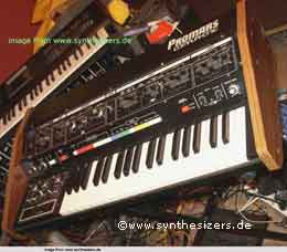 Roland Promars MRS-2 Synthesizer