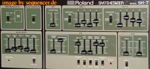 Roland SH-7 Synthesizer
