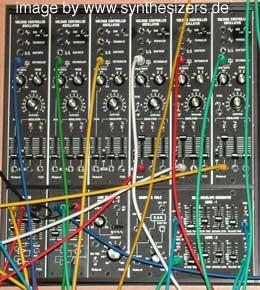 Roland System 700 system 700 synthesizer