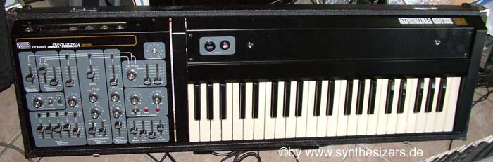 Roland SH3a synthesizer