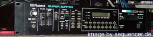 Roland mks80 super jupiter synthesizer rack