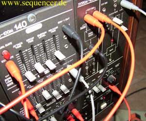 Roland System 100m Module LFO ENV NOISE RINGMOD