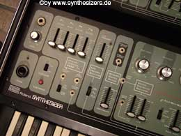Roland System 100 the 101 basic unit synthesizer
