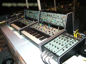 Roland System 100 modular system