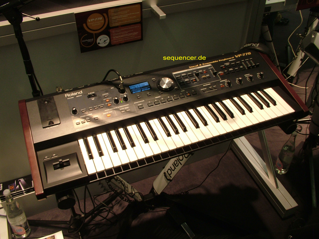 Roland VP770 synthesizer