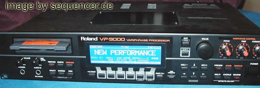 Roland VP9000 synthesizer