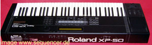 Roland XP50 Workstation
