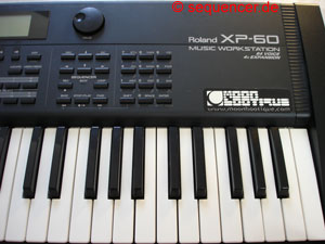 Roland XP-60 Roland XP-60 synthesizer