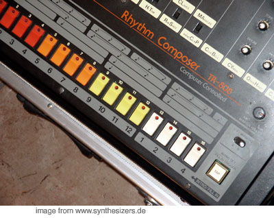 Roland TR808 Roland TR808 synthesizer
