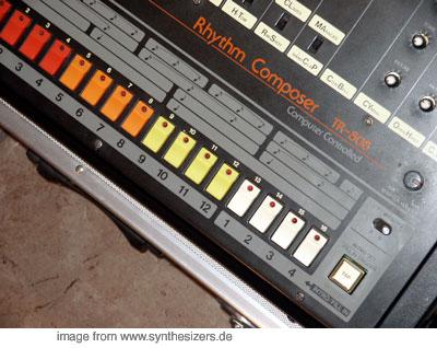 Roland TR808 Roland TR808 synthesizer