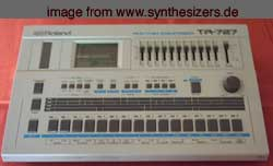Roland TR727 synthesizer
