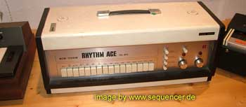 Ace Tone RhythmAceFR1 synthesizer