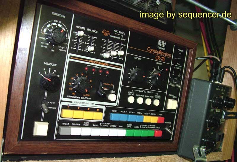 Roland CR78