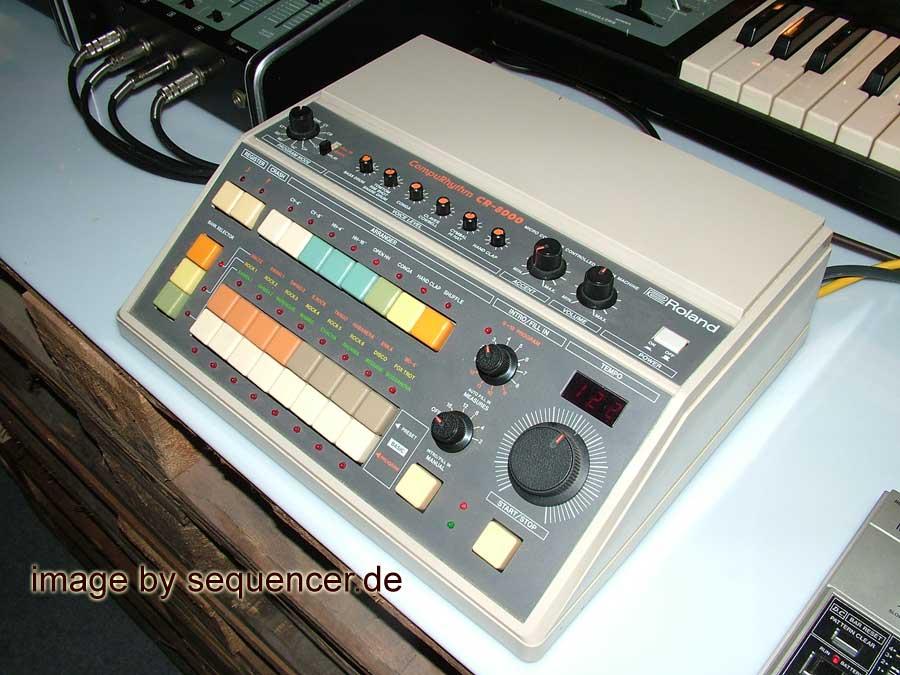 cr78 drum machine