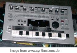 Roland MC303