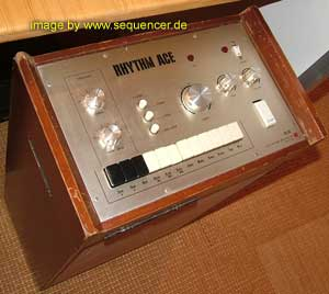 Ace Tone Rhythm Ace FR20 synthesizer