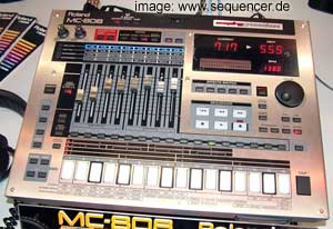 Roland MC808 synthesizer