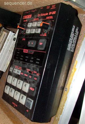 Roland SP202/SP303