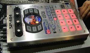 Roland SP404